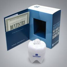 2013 Silver ADDY® Award Winner – Point-of-Purchase Dental Care Alliance, A Plan You Can Bank On- 3D Promo (3 of 3)
