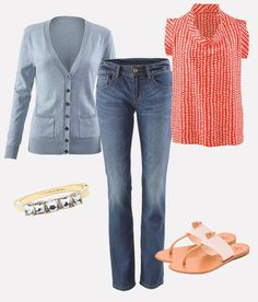 CAbi Spring 2015 ... 30 days of outfits