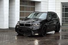 Russian Tuner TopCar Brings Out Another Lumma Design BMW X5