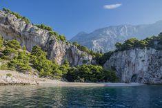 A secluded beach in Croatia [OC] [1000x665]   landscape Nature Photos