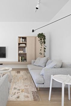 nice IDEA 2016 Awards Shortlist White House by Clare Cousins Living Room Interior, Living Room Decor, Tv Ikea, Living Room Designs, Living Spaces, Living Rooms, Style At Home, Interior Minimalista, Living Room Inspiration