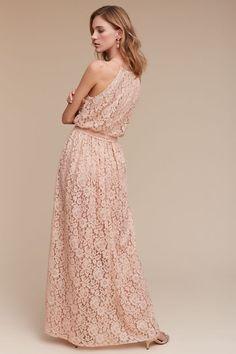 Opal Pink Alana Dress   BHLDN