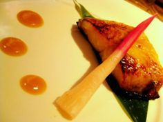 Nobu's Miso Black Cod-another great recipe to try