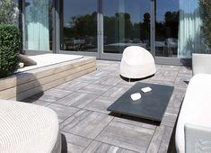 Icon Outdoor - Pisos para exteriores   Casa dolce casa - Casamood   Florim Wood Effect Floor Tiles, Tile Floor, Outdoor Furniture Sets, Outdoor Decor, Interior Exterior, Flooring, Instagram Posts, Beautiful, Home Decor