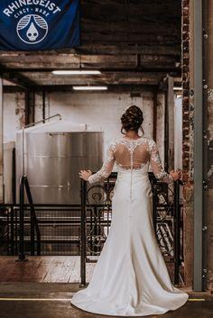 Rhinegeist Brewery - Rhinegeist Wedding - Brittany Bays Photography