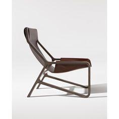 Blu Dot Toro Modern Lounge Chair