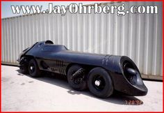 Batmissile - Jay Ohrberg's Hollywood Cars
