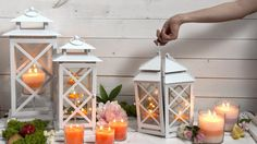 Lattice Lanterns - order yours @ www. Restoration Hardware Bedroom, Partylite, Nature Spirits, Marquise, Cardboard Crafts, Winter Springs, Bedding Collections, House Party, Mirrors