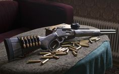 Marlin 1895 SBL rifle