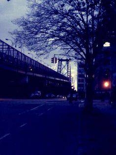 Williambsburg Bridge, NYC, USA