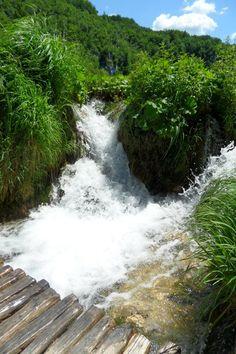 plivitci watervallen