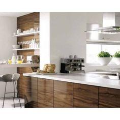 Walnut Cabinets Design