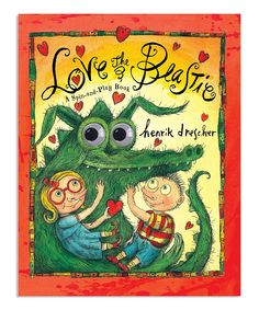 Love the Beastie - an adorable book about loving animals :-)