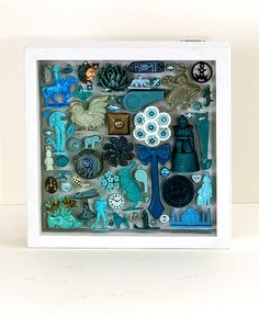 Robin Ayres – Box of Color/Aqua