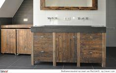 RestyleXL Badkamermeubel op maat - RestyleXL wastafels & badkamermeubels - foto's & verkoopadressen op Liever interieur