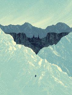 Resultado de imagen para batman begins mondo poster