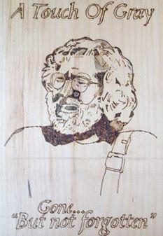 Jerry Garcia Wood Crafts, Art, Kunst, Woodworking Crafts, Wood Creations, Art Education, Artworks