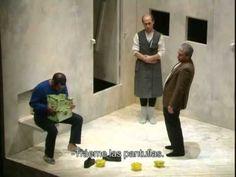 Potenza del silenzio: Scimone e Sframeli tornano in teatro con La festa dopo quindici anni dall'esordio.