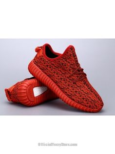 d1fb55dbc Mens ur02q Life Shoes Low Kanye West Red Black Adidas Yeezy Boost 350 Yeezy  1