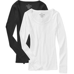 ideal for layering - $14.96 for both