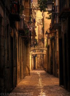 Take me back to finding shortcuts through these streets...