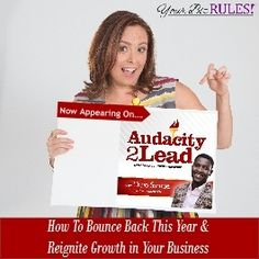Join Host Dayo Samuel and myself as we discuss How To Bounce Back This Year & Reignite The Growth In Your Business http://yourbizrules.com/bounce-back-year-reignite-growth-business/ #business #smallbusiness #marketing #womeninbusiness #entrepreneurlife