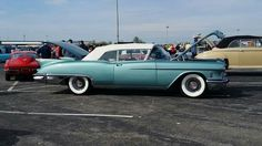 1958 Cadillac Biarritz at the AACA show in Auburn, IN