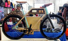 Oregon Handmade Show 2013: New comers Pioneer and Ruphus