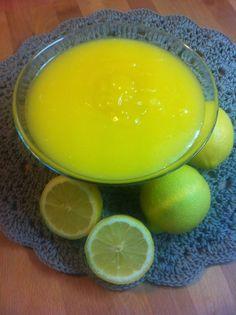 Las recetas de Martuka: Tartaletas De Lemon Curd