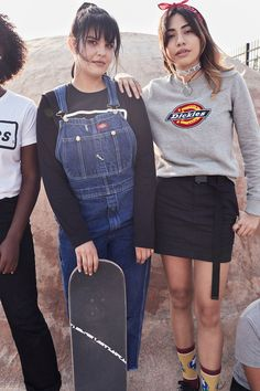 Dickies X Urban Outfitters: Alize Montes - Urban Outfitters - Blog