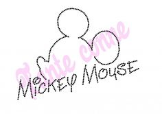 mickey mouse naam