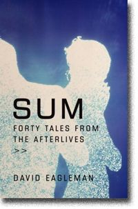 A great little #book on various fun ideas of the #afterlife. David Eagleman