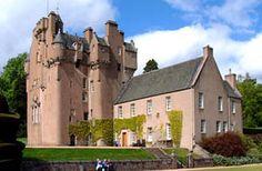 Crathes Castle - Scotland