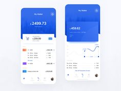 Wallet Mobile App – Design is art Web Design Mobile, App Ui Design, Design Design, Sketch Design, Flat Design, Mobile Wallet App, Mobile App Ui, Application Design, Mobile Application
