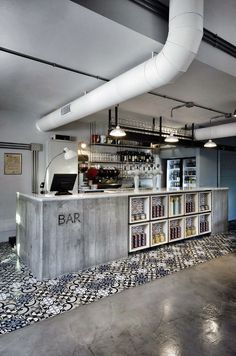 Kook by Noses Architects - Bar