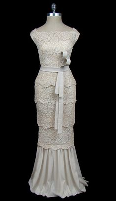 Exquisite Vintage Bridal Gowns from The Frock