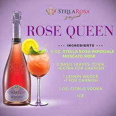 Stella Rosa Rose Queen