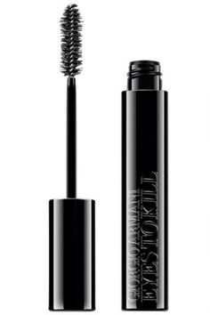 Why we love it: The sexiest mascara to pair with smoky eyes, it leaves our lashes looking patent-leather shiny and ultrablack. Giorgio Armani Eyes to Kill Excess Mascara, $32, giorgioarmanibeauty.com.   - HarpersBAZAAR.com