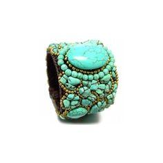 turquoise cuff, i need you.......