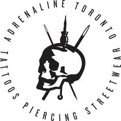 Adrenaline Toronto Tattoos and Body Piercings   works at Adrenaline Toronto Tatttos and Body Piercings in 239 Queen Street West, Toronto, ON, Canada