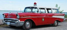Old Fire Chief's Car. ☆。★。JpM ENTERTAINMENT ★。☆。