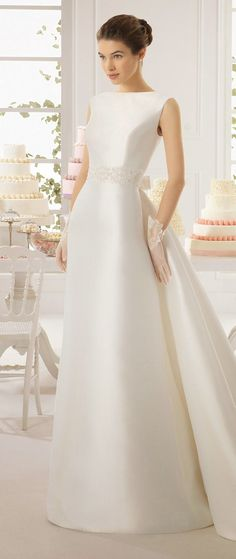 Aire Barcelona 2015 Bridal Collection - Belle the Magazine . The Wedding Blog For The Sophisticated Bride