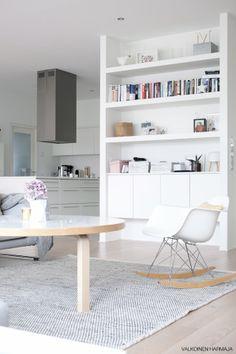 Inspiring Home: Valkoinen Harmaja