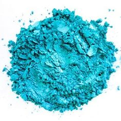 Glamour My Eyes Color Intense Mineral Eyeshadow  Turquoise Shimmer Large ** Visit the image link more details.