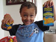Artificial Food Dyes and Kids: Not a Good Mix