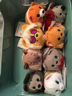 Tsum Tsums, Disney Plush, Aristocats, Toulouse, Teddy Bear, Toys, Animals, Activity Toys, Animales