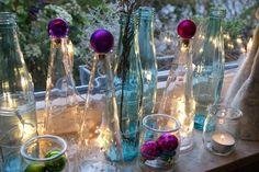 Filz und Garten: Adventsdeko auf der Fensterbank