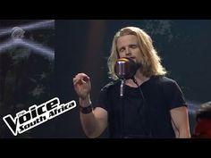 Richard Stirton: 'Sounds of Silence'   Live Round 5   The Voice SA - YouTube