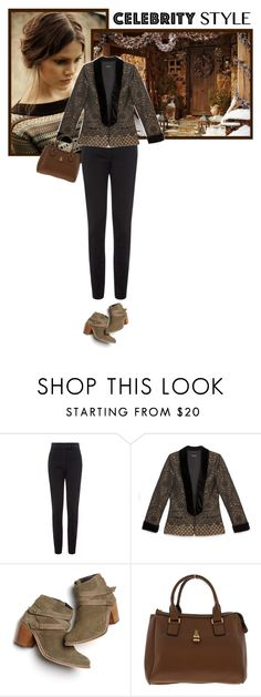 """""""Chocolate"""" by itaylorswift13 ❤ liked on Polyvore featuring Vielma London, Bebe and Monsoon"""