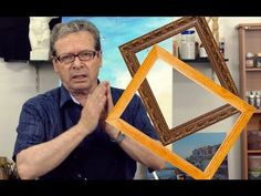 ¿Enmarcar, o no enmarcar nuestros cuadros? - YouTube Frame, Painting, Youtube, Safe Room, Moldings, Oil Painting Lessons, Wall Pictures, Modern Paintings, Bricolage
